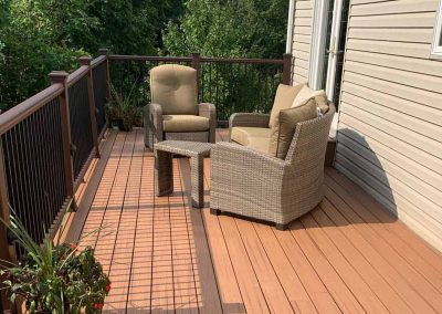 Deck Upgrade with Trex