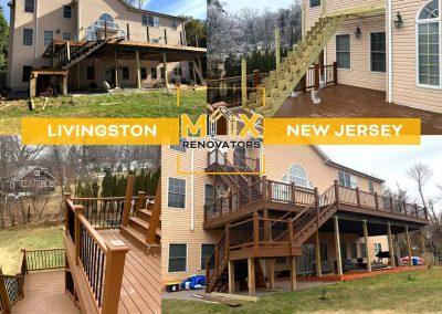 Trex Deck Livingston NJ